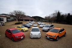 最新VW車ゴルフトゥーラン&ティグアン&トゥアレグ&シャランの魅力がますますアップ!