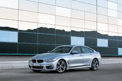 華麗なる4ドアクーペ BMW 4シリーズグランクーペ日本登場