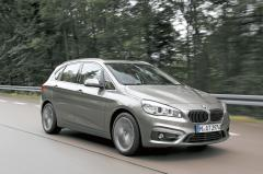 BMW的合理主義の2シリーズ