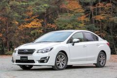 スバル インプレッサスポーツ&インプレッサG4 一部改良 内外装から燃費、静粛性まあで大幅向上! 価格は159万8400円〜