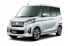 「安全強化」のX'masサプライズ 三菱eK&日産デイズ