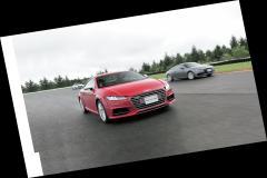 人気上昇中のアウディ最新モデル3代目TTクーペの進化