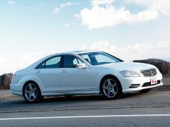 【メルセデス・ベンツ Sクラス】先代モデル(W221)が新車時価格の5分の1? その安さの