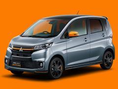 三菱、軽自動車「eKカスタム」の特別仕様車「ACTIVE GEAR」を発売