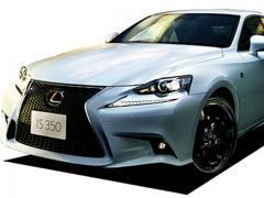 レクサスIS特別仕様車の特徴とは。ノーマルISと何が違う