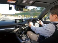 CX-8で行く「冬の外房300kmドライブ」