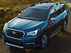 スバル 新型SUV アセント 北米専用モデル