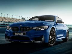 BMW、「M3 セダン」「M4 クーペ」の限定モデル「M Heat Edition」を発売