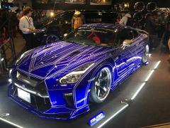 【東京オートサロン2018特集】GT-R集