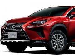 レクサスNXの歴代モデルの人気車種と燃費・維持費をまとめてみた