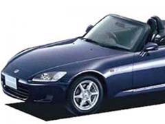 ホンダS2000に後付できる純正オプション(タイヤ・ホイール・ナビ等)には何があるのか