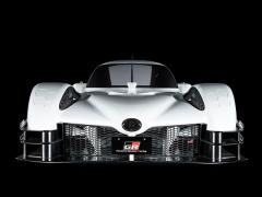 トヨタ、億単位市場に参入か?「GRスーパースポーツコンセプト」を発表