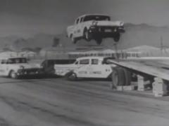 フォード「サンライナー」、60年前の大胆カースタント