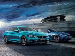 BMW、「4シリーズ グラン クーペM Sport」の限定モデルを発売