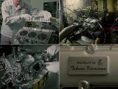 GT-Rのエンジン製造現場に潜入! ひとりの匠が手作業で組み立てる逸品の凄さ