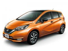 1月の新車販売台数は日産「ノート」が3カ月ぶりに首位