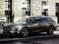 マツダ、「Mazda6(日本名:アテンザ)」のワゴンモデルをジュネーブショーで公開