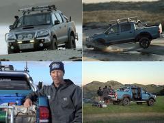 ニュージーランドの釣り師が大絶賛!トヨタ ハイラックスの楽しさ