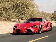 トヨタ、ジュネーブショーで「レーシングコンセプトモデル」を発表