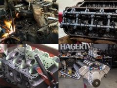 驚きのリビルド! ボロボロのHEMIエンジンが完璧に蘇る!