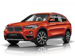 BMW、サンセット・オレンジの限定車「X1 xDrive18d URBANISTA」を発売