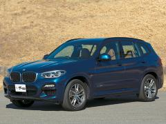 大人たちを魅了するSUV、BMW 新型X3