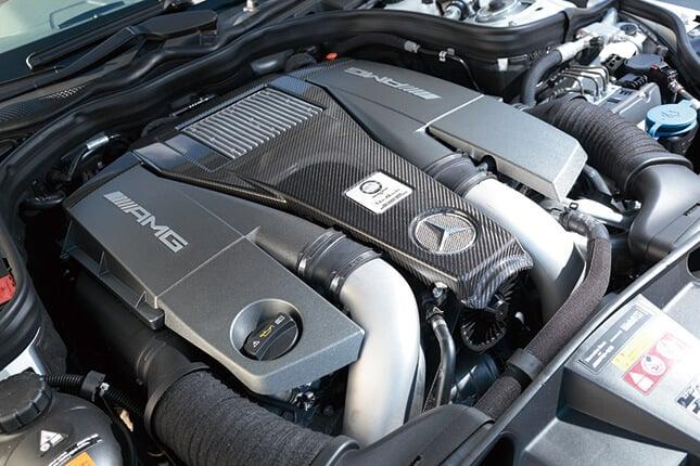 メルセデス・ベンツ E63 AMG 先代