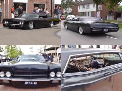 驚愕のローダウン! 1965年式コンチネンタルの、とてつもない車高の低さ!