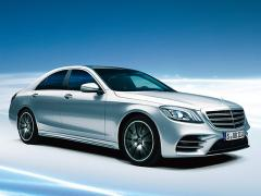 メルセデス・ベンツ、新技術ISGを搭載した「S 450」の予約受付を開始