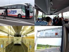 大型バスで英仏海峡を渡る!  ユーロトンネルの鉄道輸送の実態