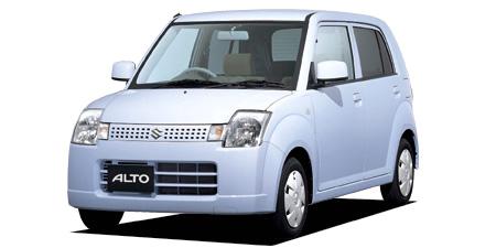 6代目 スズキ アルト H04系(2004年〜2009年)