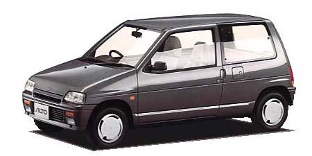2代目 スズキ アルト CA、CC70系(1984年〜1988年)