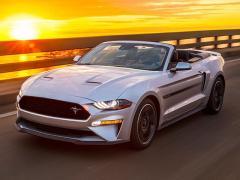 米フォード、「マスタング」の2019年モデルの概要を発表