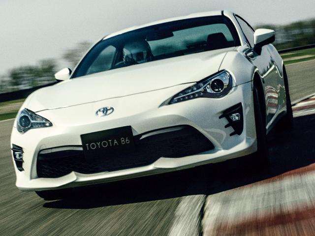 トヨタ、コンパクトスポーツモデル「86」の一部仕様を変更
