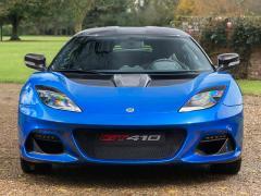 ロータス、「エヴォーラ」の新型モデル「エヴォーラ GT410 スポーツ」を発売