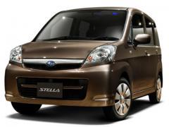 スバルステラ特別仕様車の特徴とは。ノーマルステラと何が違う
