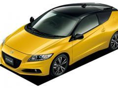 ホンダCR-Zに後付できる純正オプション(タイヤ・ホイール・ナビ等)には何があるのか