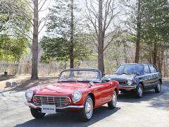 ホンダの傑作車が現代に蘇る! ホンダコレクションホール20周年記念展示がスタート