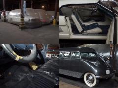 デトロイトの倉庫でビニール保存!? 中身は驚異の名車ラインアップ!