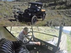 世界を変えたクルマ 1925年式のT型フォードでドライブした!