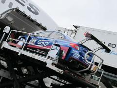 スバル WRX STI、ニュルへ!!