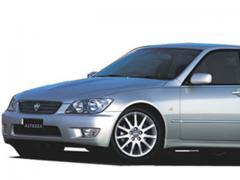 トヨタアルテッツァの歴代モデルの人気車種と燃費・維持費をまとめてみた