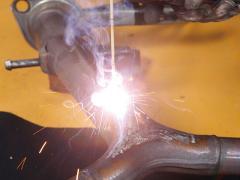 溶接&金属加工入門 家庭用の100Vでできる点付けにトライ