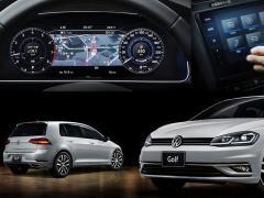 VW、「ゴルフ」の特別仕様車「Tech Edition」(テックエディション)を追加