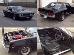 カッコよすぎる! 伝説の初代セリカ GTVがアメリカで快走!