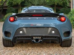 ロータス、「エヴォーラ」の新型モデル「エヴォーラ GT430 スポーツ」を発売