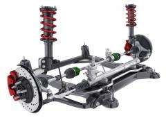 【トヨタ】上質な乗り心地と、操縦安定性を提供する「いなしサスペンション」