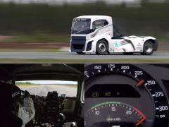 2400馬力マシン! 最速トラック「ボルボ アイアンナイト」