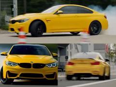 BMW M4が、ニュルのテストからエスケープ! その理由は?