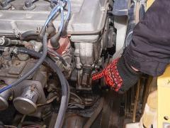 カリーナGT &2T-Gエンジン